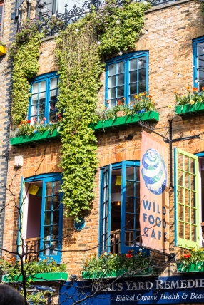 Neal's Yard in Covent Gardens
